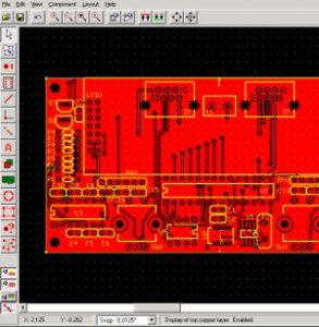 Steuerungskomponenten: Elektronische Planung