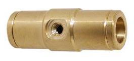 Portaugelli per nebulizzazione con attacco rapido, std. fine linea e..