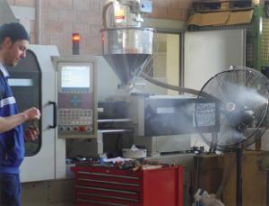 La nebulizzazione nell'industria di processo: raffrescamento e umidificazione