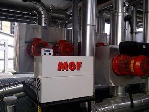 MGF Pumpe für Luftbefeuchtung