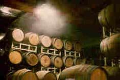 Luftbefeuchtungsanlagen in einem Weinkeller