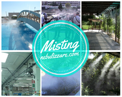 Tips to start misting system before summer Don't get caught unprepared
