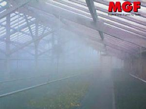 Humidifier for greenhouse: MGFTools misting systems for humidification