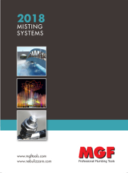 2018 MGF Misting Catalogue – Download the PDF and discover the news!