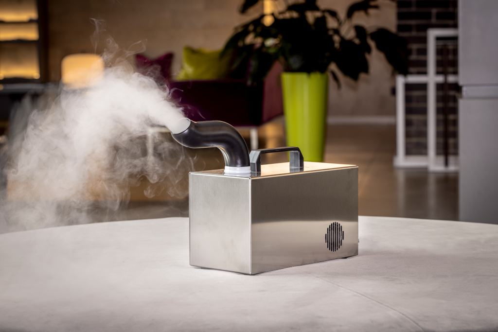 Foggy disinfection machine