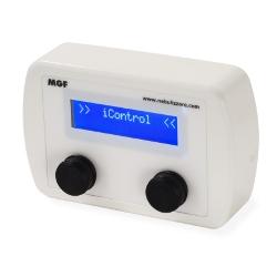 IControl:système de contrôle pour humidification, élimination d'odeurs
