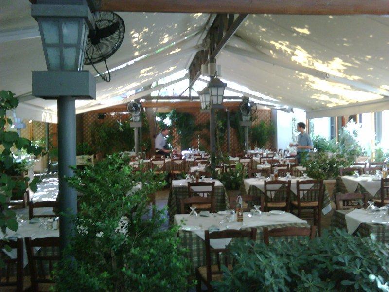 Fog cooling in ristoranti, giardini estivi e patio: la tecnologia MGF