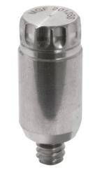 Ugelli in acciaio AISI316 con antigoccia